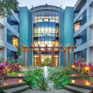 The Radisson San Jose Hotel located at Calle Central Y Tercera Ave in Costa Rica.
