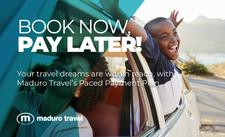 Pay for your vacation in installments!